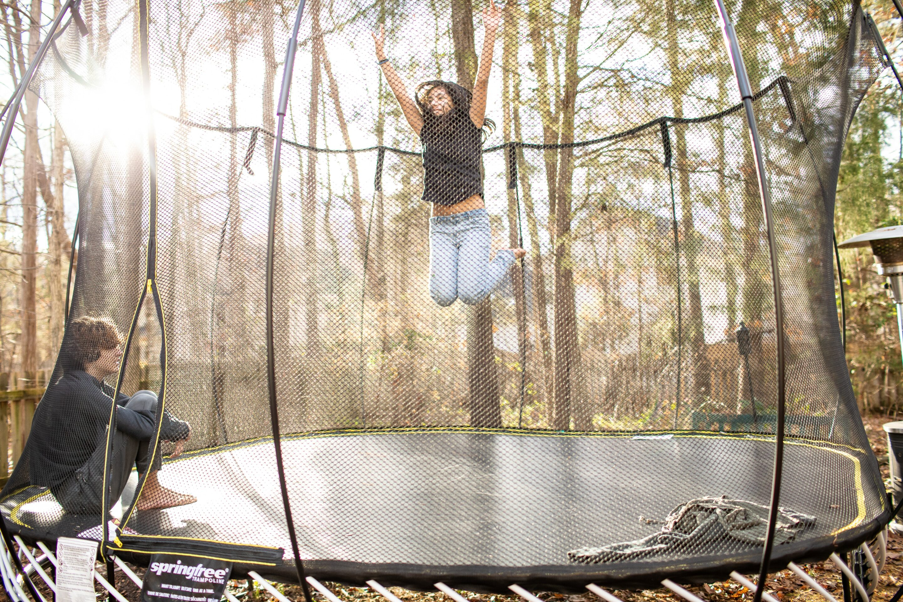 Trampolines – All Fun and Games?
